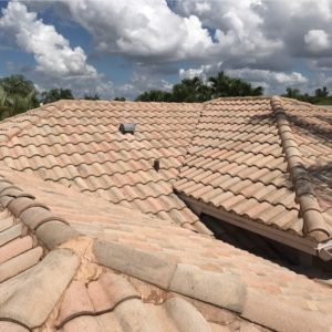 brevard roof cleaning